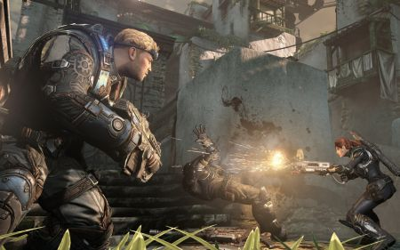 More info on freeforall in Gears Judgment