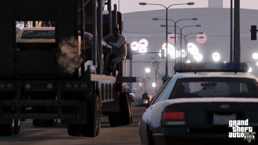 The planes, trucks, and helicopters of Grand Theft Auto 5
