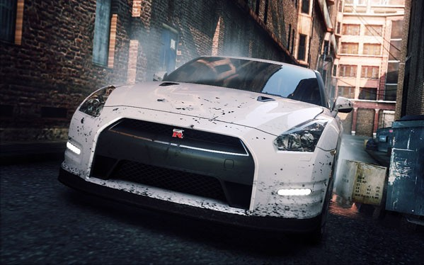 Drive whatever car you fancy in Need for Speed Most Wanted  if you can find it, that is