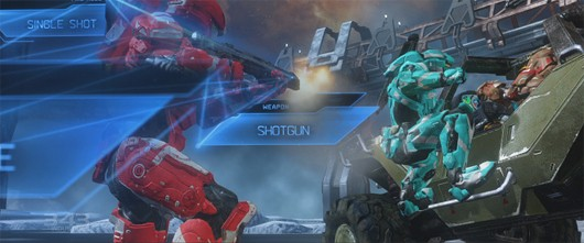 Halo 4 guns go 'blop blop in this video vignette