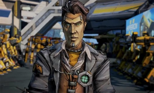 Handsome Jack taunts the Vault Hunters in this Borderlands ...