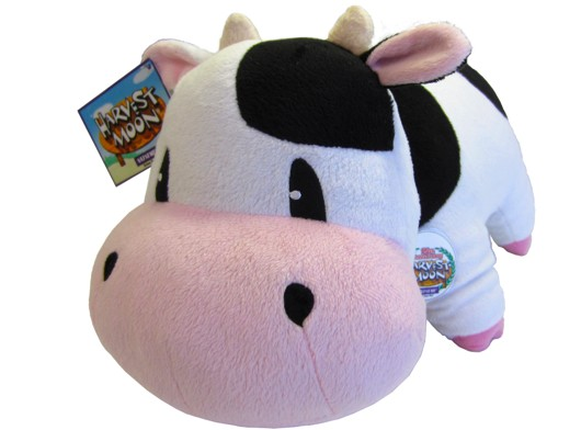Harvest Moon A New Beginning starts November 6, special edition includes giant plush cow