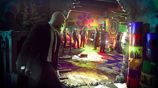 Hitman Absolution features asynchronous multiplayer 'Contracts' mode