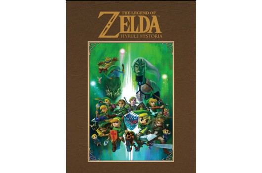 Hyrule Historia coming to North America via Dark Horse