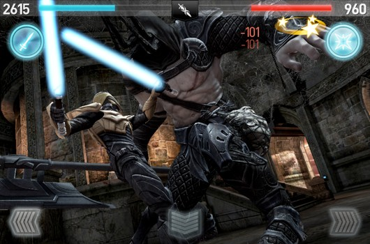 Infinity Blade 2 adds free 'Skycages' update, limitedtime price cut