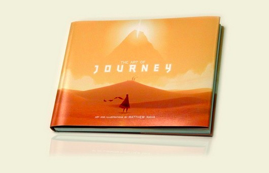 'The Art of Journey' book coming in September