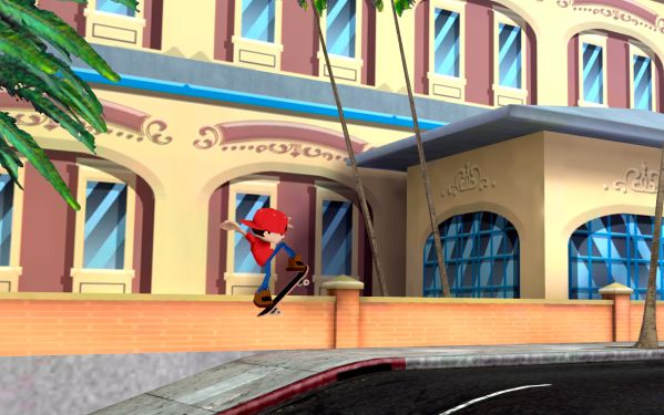 Former Neversoft and Tony Hawk developers trying to Kickstart 'Epic Skater' for iOSAndroid