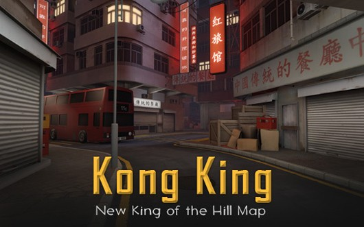 'King Kong' map added to Team Fortress 2