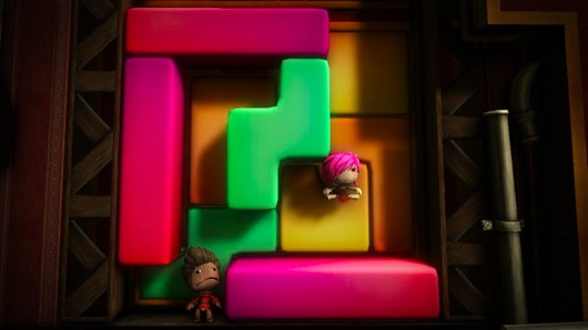LittleBigPlanet PS Vita arrives on our regular size planet September 25