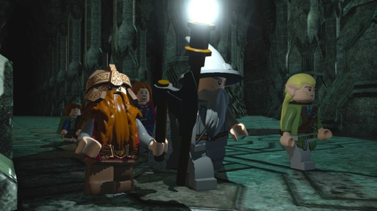 A precious new Lego Lord of the Rings trailer