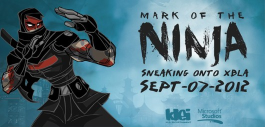 Mark your calendars Mark of the Ninja
