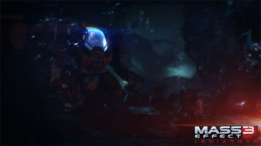 Mass Effect 3 'Leviathan' DLC emerges August 28