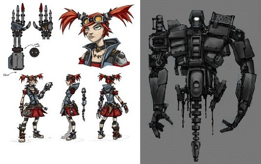 Borderlands 2 Mechromancer poised to ship ahead of schedule
