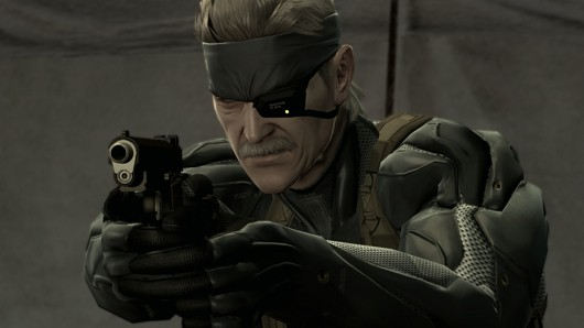 PSA Metal Gear Solid 4 Trophy patch available