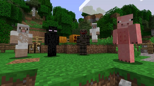 Skin Pack 2 for Minecraft on XBLA delivers 45 new looks