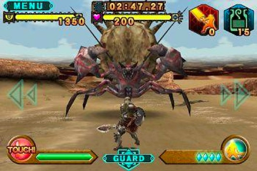 Monster Hunter Massive Hunting to hit iOS and Android later this year