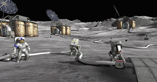 NASA's Moonbase Alpha update adds competitive mode