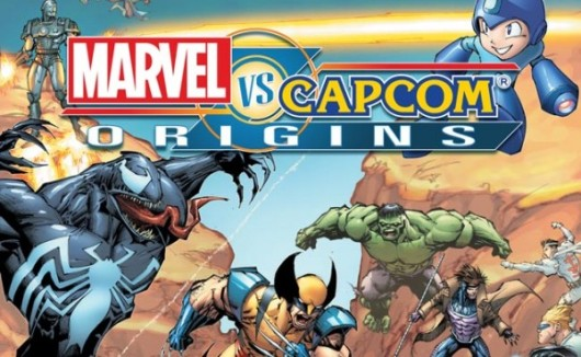 Marvel vs Capcom Origins hits Europe September 25 on PSN, September 26 on XBLM