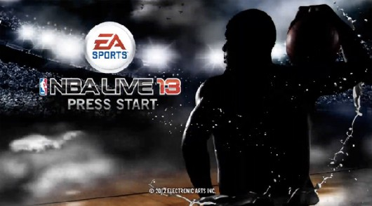 PreAlpha footage of NBA Live 13 leaks, basketballs still full of air