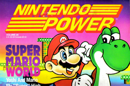 Nintendo Power coming to an end