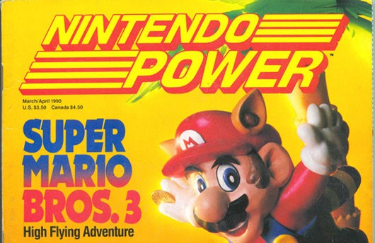 Nintendo Power's last issue will run in December