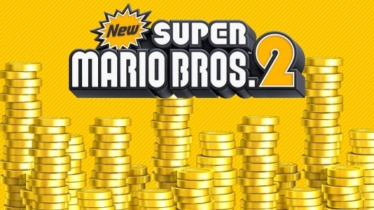 New Super Mario Bros 2 racks up 1m sales in Japan