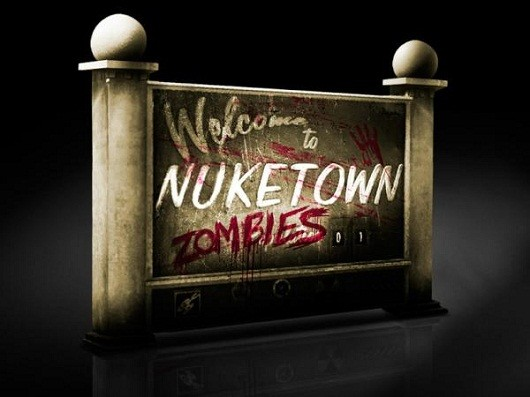 Zombies coming to Nuketown in Blops 2