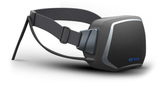 Oculus virtual reality headset dev kits looking for funding on Kickstarter