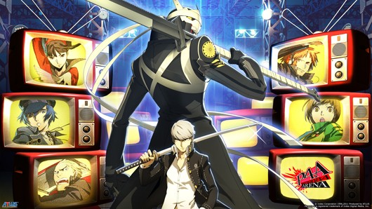 Stiq Flicks Persona 4 Arena and The Raid Redemption