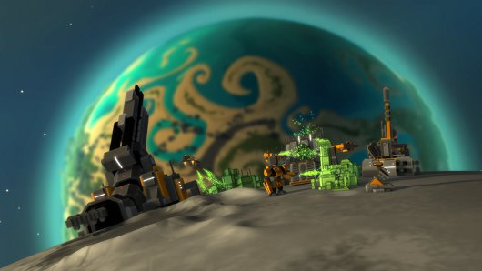 Planetary Annihilation Kickstarter reveals stretch goals as it approaches target