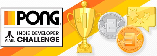 Atari Pong Indie Developer Challenge winners announced