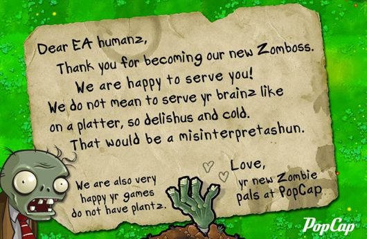 Report PopCap hit with international layoffs