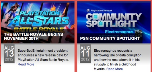 PS Blog PlayStation AllStars delayed a month