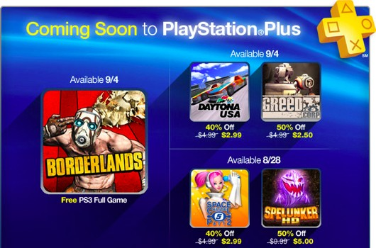 Borderlands lands on PS Plus 'Instant Game Collection' lineup next week