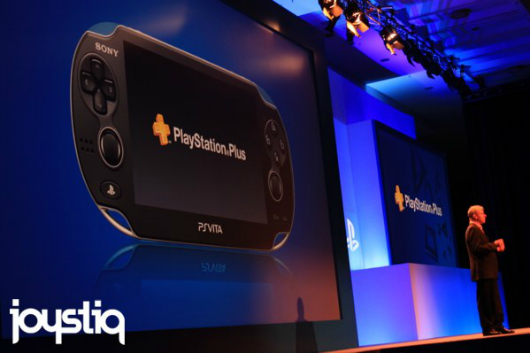 PS Plus coming to Vita, cloud storage capacity increased to 1 gig