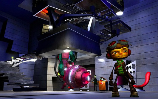 Psychonauts hitting PS2 Classics on August 28