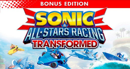 Sonic All Stars Racing Transformed limited editions