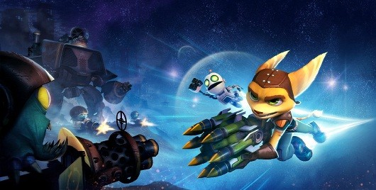 Ratchet & Clank Full Frontal Assault coming to Vita