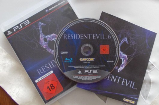 Report Resident Evil 6 copy loose in Poland