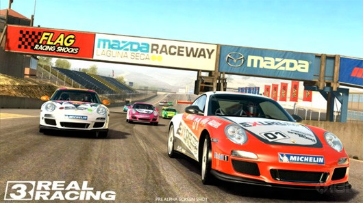 Firemonkey's reveals RealRacing 3