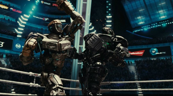 Stiq Flicks Transformers Fall of Cybertron and Real Steel