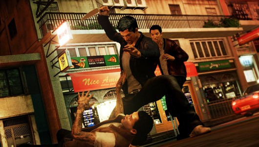 Stiq Flicks Sleeping Dogs and Hard Boiled