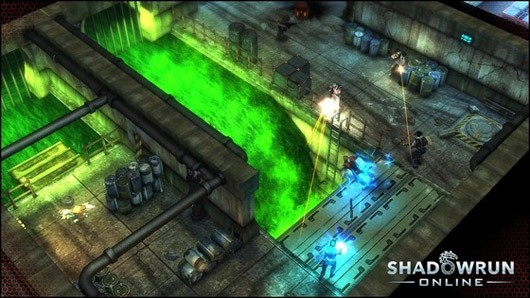 Shadowrun Online also getting Ouya and Linux support