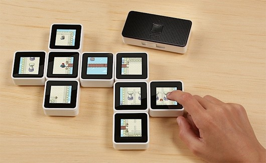 Sifteo Cubes get a hardware refresh, now have better graphics and capacitive touch