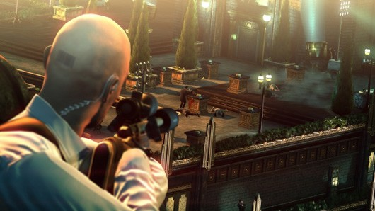 Hitman Sniper Challenge now on PC, 'free' with preorder what