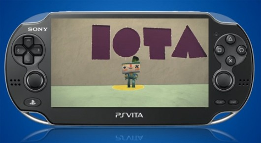 Tearaway is a new game from Media Molecule