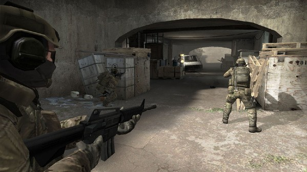 CounterStrike Global Offensive review Come at the king, you best not miss