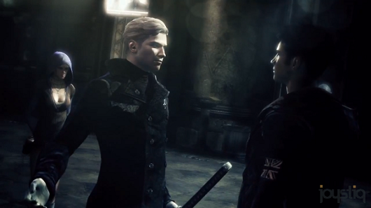 Vergil's leading role in DmC Devil May Cry