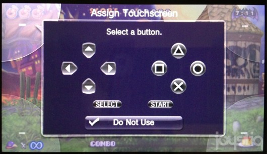 Vita firmware 180 lets you play PSP games with touchscreen