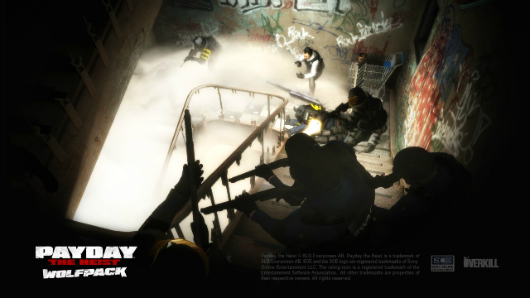 Payday The Heist 'Wolfpack' DLC coming next week in US, available now in EU